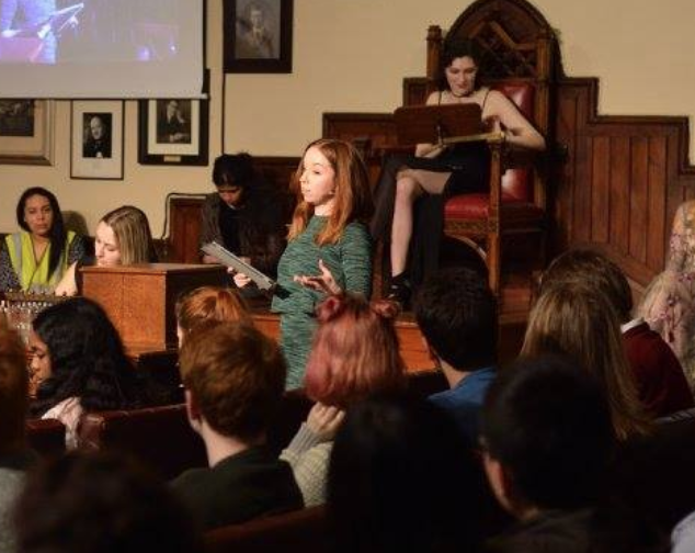 'This House Believes Feminism Must Be A Rising Tide To Lift All Ships' – Cambridge UnionDebate