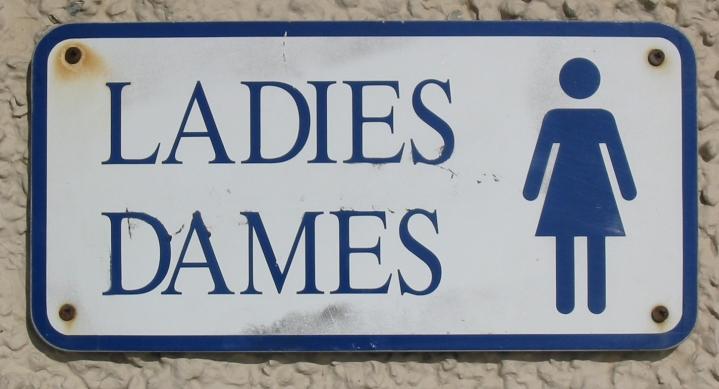 The sanctity of women'stoilets