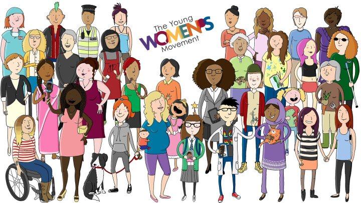 Young Women Scotland 30 under 30 list2018